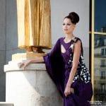 Mannequin photographié par Ludovic Leclercq au Trocadéro.